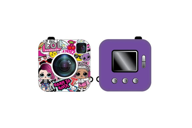 LOL Surprise Kids/Children Digital Camera Stores 100 Photos/Shoot Video Clip 5y+