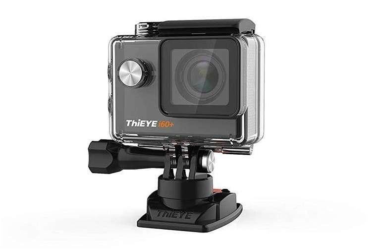 Thieye i60+ Plus 4K LCD WiFi 40M Waterproof Video Sports Action Camera