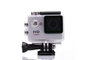 1080P Full Hd Sports Camera 30M Waterproof Loop Rec A9 Action Camera - Silver - Kid's Camera Co.jpg