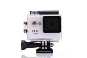 1080P Full Hd Sports Camera 30M Waterproof Loop Rec A9 Action Camera - White - Kid's Camera Co.jpg