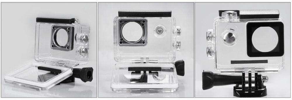 Hot H9 Wifi Sport Action Camera Dv 4K Ultra Hd Spca6350 Hdmi 2 Inch Lcd Gold
