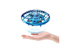 DEERC Drone for Kids Toys Hand Operated Mini UFO Flying Ball Helicopter Toy - Kid's Camera Co.jpg