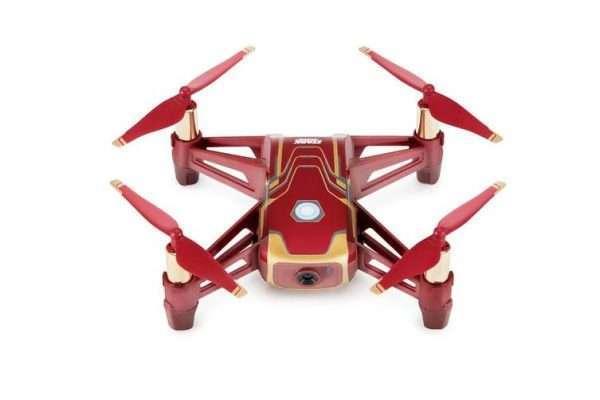 DJI Ryze TELLO Iron Man Edition Drone - Kid's Camera Co.jpg