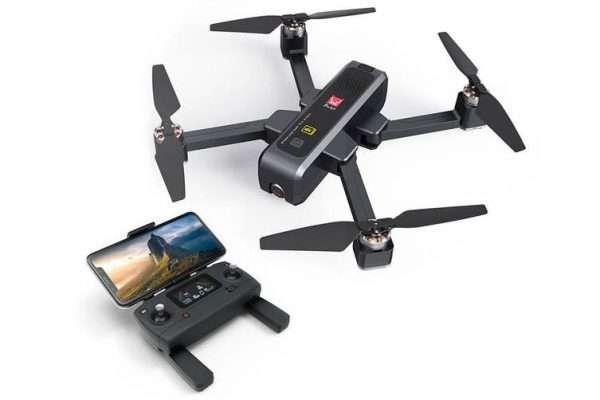 Elinz MJX Bugs 4W Foldable Drone 4K Camera GPS 5Ghz WiFi Quadcopter Brushless Motor B4W 1x Battery - Kid's Camera Co.jpg