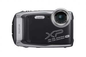 Fujifilm FinePix XP140 Action Camera - Dark Silver