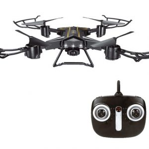 Foldable Kids Flying Drone with Controller (FFD600) - Kid's Camera Co.jpg