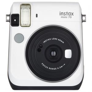 FujiFilm Instax Mini 70 Camera White - FREE DELIVERY - Kid's Camera Co.jpg