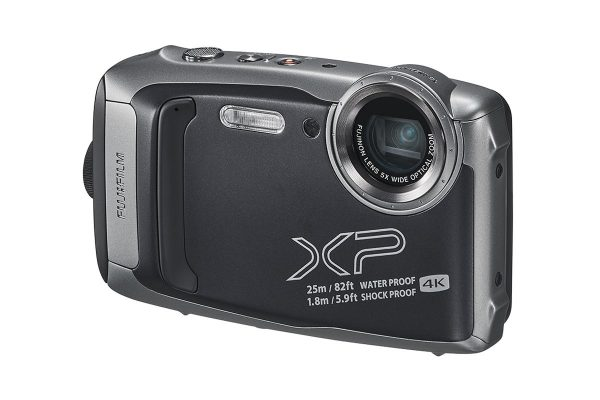 FinePix XP140 Action Camera - Dark Silver - Kid's Camera Co.jpg