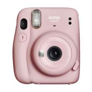 Fujifilm Instax Mini 11 Instant Camera (Blush Pink) - Kid's Camera Co.jpg