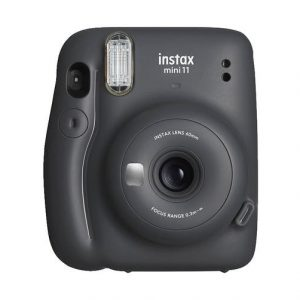 Fujifilm Instax Mini 11 Instant Camera (Charcoal Grey) - Kid's Camera Co.jpg