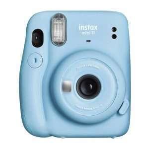 Fujifilm Instax Mini 11 Instant Camera (Sky Blue) - Kid's Camera Co.jpg