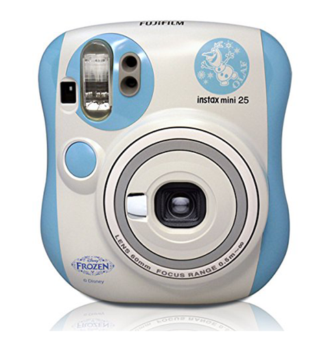 Fujifilm Instax Mini 25 Instant Film Camera Disney Frozen - FREE DELIVERY - Kid's Camera Co.jpg