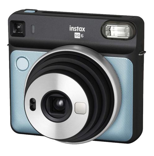 Fujifilm Instax SQUARE SQ6 Camera Aqua Blue - FREE DELIVERY - Kid's Camera Co.jpg