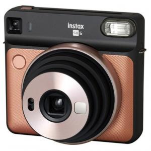 Fujifilm Instax SQUARE SQ6 Camera Blush Gold - FREE DELIVERY - Kid's Camera Co.jpg