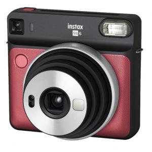 Fujifilm Instax SQUARE SQ6 Camera Ruby Red - FREE DELIVERY - Kid's Camera Co.jpg