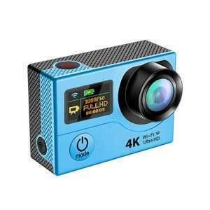 Dual Lcd Screen Uhd 4K Wifi Hdmi Sport Action Pro Camera Blue - Kid's Camera Co.jpg