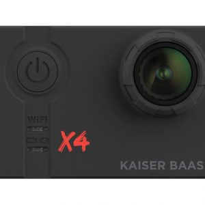 Kaiser Baas X4 4K 30FPS Action Camera with Wi-Fi (KBA12030) - Kid's Camera Co.jpg