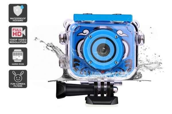 Kogan Kids Action Camera (Blue) - Kid's Camera Co.jpg