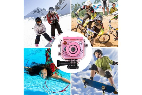 Action Camera (Pink) - Kid's Camera Co.jpg