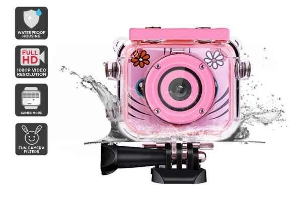 Kogan Kids Action Camera (Pink) - Kid's Camera Co.jpg