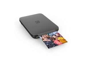 Lifeprint 3x4.5 Instant Wifi/Bluetooth Photo/Video Printer f/ iOS/Android Black - Kid's Camera Co.jpg