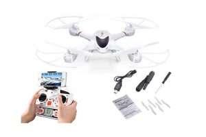 MJX X400 FPV RC Quadcopter + C4010 720P Camera 6 Axis Gyro - Kid's Camera Co.jpg