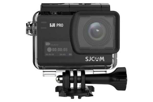 Original SJCAM SJ8 Pro 4K 60fps Dual Touch Screen WiFi Action Camera-Black - Kid's Camera Co.jpg