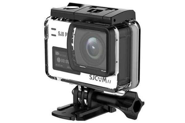 Original SJCAM SJ8 Pro 4K 60fps Two-screen Touch WiFi Sport Video Camera - White - Kid's Camera Co.jpg
