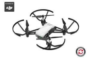 Ryze Tech Tello Drone Powered by DJI - Official DJI Refurbished (White) - Kid's Camera Co.jpg