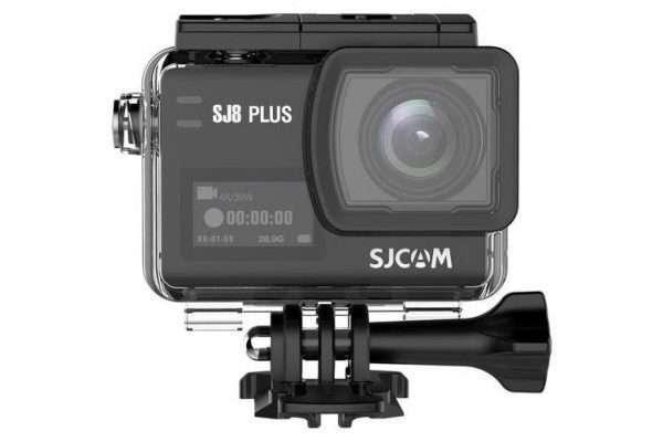 Sjcam Sj8 Plus Black Waterproof Sports Camera 12mp 4k 30fps Wifi Usb - Kid's Camera Co.jpg