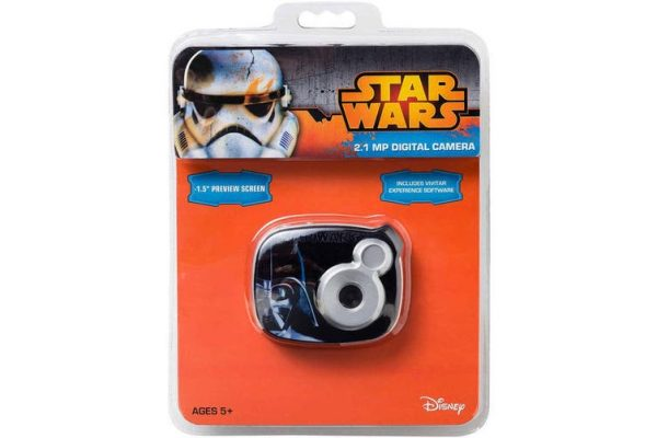 Star Wars Digital Camera 2.1MP Editing Software Kids/Children 100 Photos - Kid's Camera Co.jpg