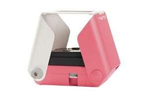 Tomy KiiPix Smartphone Instant/Portable Pictures/Photos Printer Cherry Blossom - Kid's Camera Co.jpg