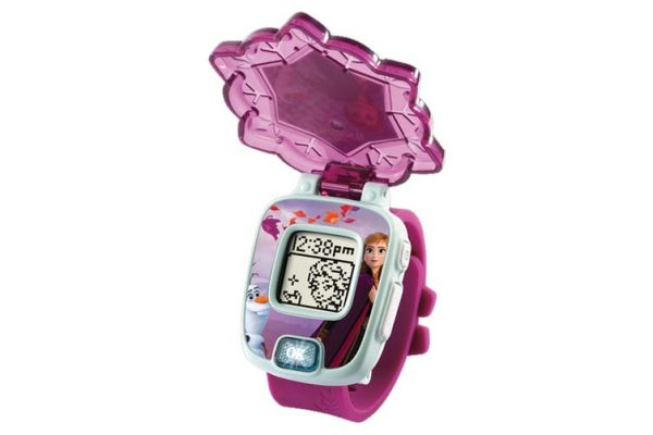Vtech Frozen 2 Learning Watch with Anna & Olaf - Kid's Camera Co.jpg