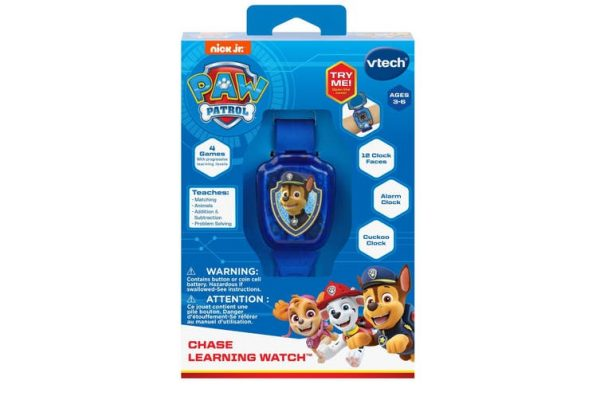 Vtech Paw Patrol Chase Learning Watch - Kid's Camera Co.jpg