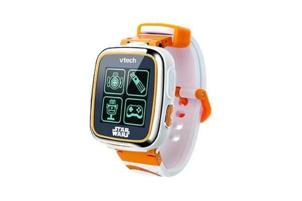 Vtech Star Wars BB-8 Camera Watch (White & Orange) - Kid's Camera Co.jpg