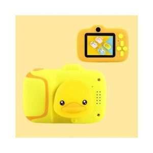Kids Mini Digital Camera with Video - Yellow Duck - Kids Camera Co. Australia
