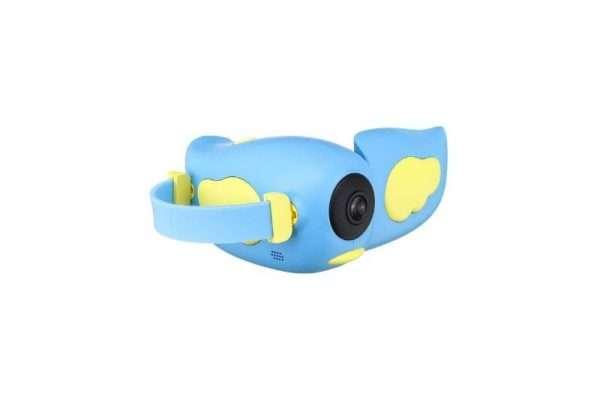Kids Handheld Mini Digital Video Camcorder - Blue - Kids Camera Co. Australia