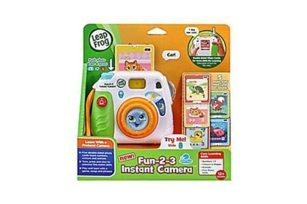LeapFrog Fun-2-3 Instant Camera - Kids Camera Co. Australia